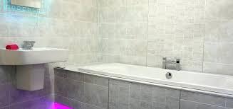 shower wall panels gloss stone tile subway slate matte waterproof laminate diy bathroom kits