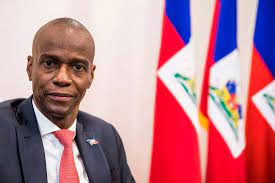 Assassinated President of Haiti Jovenel ...