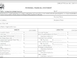 Notes To The Financial Statements Income Statement Template