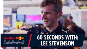 60 Seconds With: No.1 Mechanic Lee Stevenson - YouTube