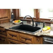 overmount sink on granite kitchen drop in sinks s kitchen sinks kitchen drop in sinks installing