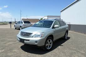 2006 lexus rx 400h hybrid suv awd fully loaded leather sun roof