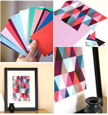 wall art diy paint chip wall art diy wall art projects wall art diy