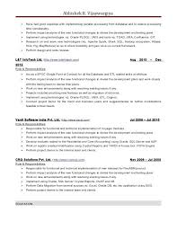 Devops Sample Resume