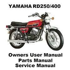 yamaha rd350 rd250 lc owners work
