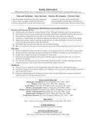 ... Furniture Sales associate Resume Sample Unique 10 Good Sales associate Resume  Sample with No Experience ...