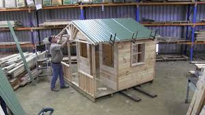 how to build a cubby house roof part 1 you