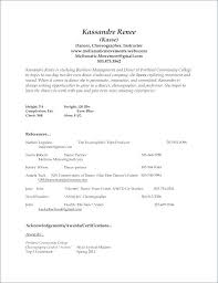 Acting Resume Templates Free Samples Examples Formats Student Actor ...