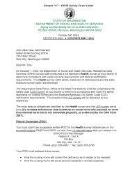 Cover Letter For Survey Questionnaire The Letter Sample