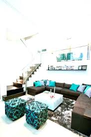 brown and turquoise decor small images of accent decorating styles explained teal