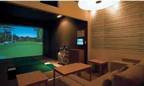 Room Decorating Simulator room design golf simulator room design residential golf simulator 4815 by uwakikaiketsu.us