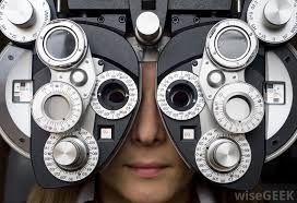 Eye Chart Machine What Should I Expect From An Eye Exam With Pictures