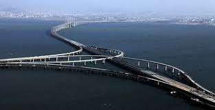 Bridge  Qingdao Haiwan Bridge ...