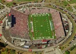 Yager Stadium Miami University Oxford Ohio Miami Ohio