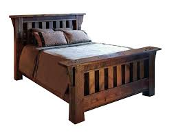 Awesome Mission Style Bed Frame Plans 90 In Modern House with ...