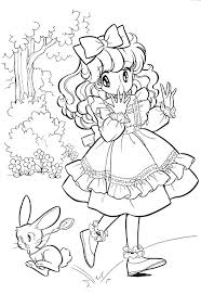 Japanese Anime Coloring Pages Anime Coloring Pictures Manga Coloring