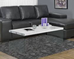 coolest coffee tables the surznick common room in floating glass coffee tables image 11
