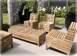 nice modern design of the wooden outdoor chairs that has cream modern floor can add the elegant nuance inside the modern living room design ideas