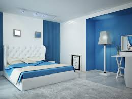 Blue Bedrooms Decorating Design For Blue And White Bedroom Decorating Ideas 1600x1067