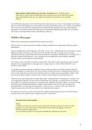 ... What To Say On A Resume How To Write A Killer Cv Resume 8 ...