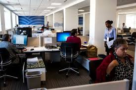 Open Office Layout Design Adorable Open Office Plans Are As Bad As You Thought The Washington Post