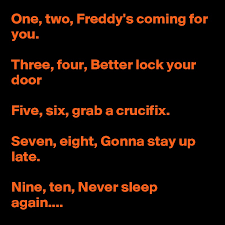 Lock your door Person Three Four Better Lock Your Surveillance Cameras Installation Las Vegas One Two Freddys Coming For You Three Four Better Lock Your