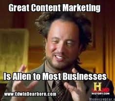 Marketing Memes on Pinterest | Meme, Business Cat and Content ... via Relatably.com