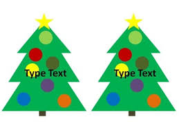 Christmas Tree Labels Editable Christmas Tree Labels For Your Classroom And Home