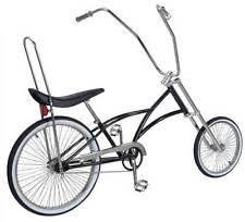 custom chopper bicycle ebay