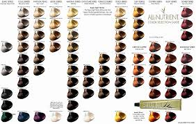 Prototypal Matrix Socolor Hair Color Chart Rusk Hair Color