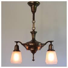 a4744 brass 2 light pendant