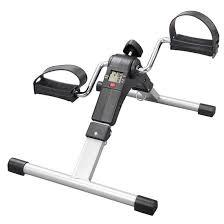 Folding <b>Mini Exercise Bike</b> Pedal Exerciser With <b>Multi Function</b> ...