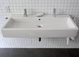 sink wall hung duravit logan