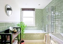 11 ways to use green in your bathroom