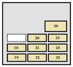 toyota 4runner (1996 1997) fuse box diagram auto genius 2004 Toyota 4Runner Fuse Box Diagram toyota 4runner (1996 1997) fuse box diagram
