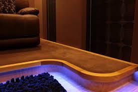 interior step lighting. Home Theater Step Lighting. Cinema Led Lighting 2 Small.jpg U Interior