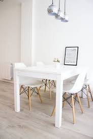 nice white round dining table ikea 6 glass dinette sets small set rectangular