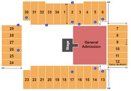 Fargo Dome Seating Chart Cheap Fargodome Tickets
