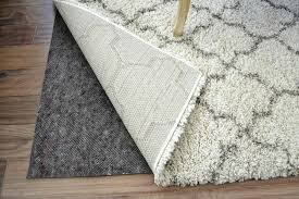 area rug underpad how to remove rug pad marks from a floor area rug underpad