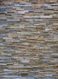 Ledgestone Stone Veneer TanGrey More Contemporary Than MCM - Exterior stone cladding panels