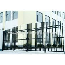 China Hot Sale Quality Exterior Security Decorative Wrought Iron