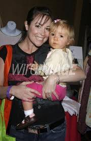 Kim Rhodes and daughter pose at the the Boom Boom Rooms Childrens... |  WireImage | 84243994 | Kim rhodes, Kim, Celebrity pictures