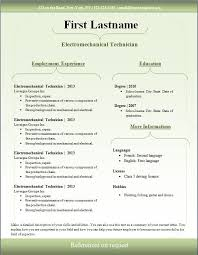 Free Resume Templates Download Pdf