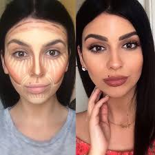 anastasia beverly hills contour kit how to use. contouring using anastasia beverly hills @anastasiabeverlyhills cream contour kit in medium #makeup how to use