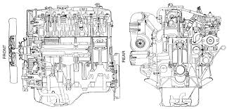 1995 mazda truck b2300 2wd 2 3l mfi sohc 4cyl repair guides 4 schematic diagram of the 2 3l 4d55 diesel engine 1983 85 vehicles