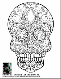 Small Picture Incredible sugar skulls coloring pages with sugar skull coloring