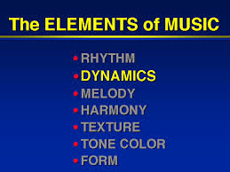 However, the way those elements are combined dictates the overall impression the music creates, known as form. The Elements Of Music