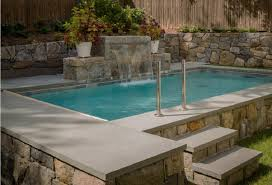 bluestone pool edge coping tiles