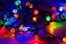 Christmas Light Cornwall Tourism