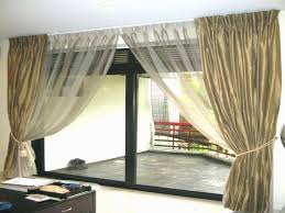 kitchen door curtains awesome decoration sliding door curtain kitchen curtains glass ideas rod